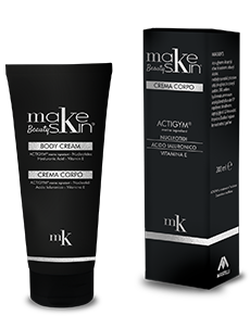 makeskin® beauty body cream